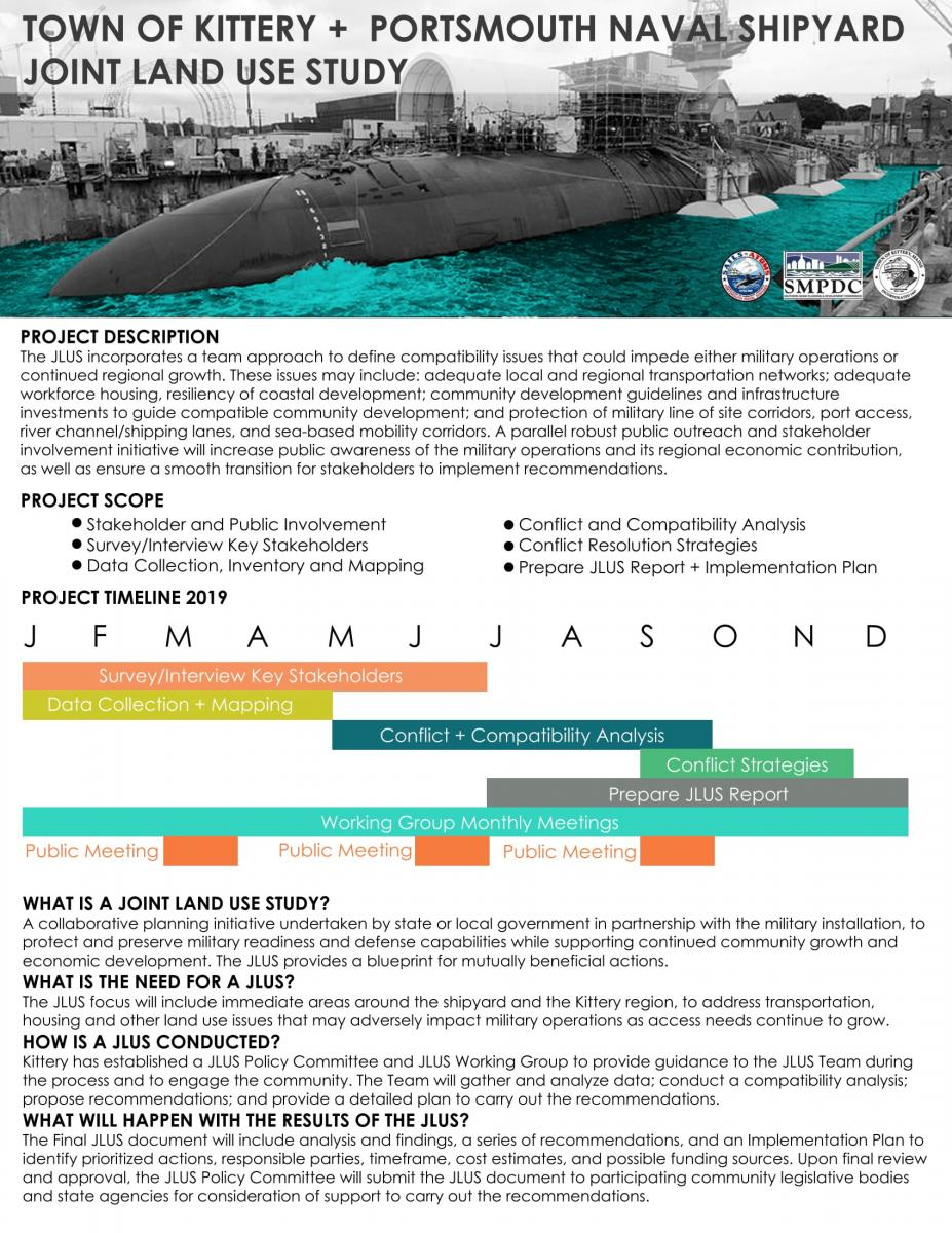 JLUS Project FLyer 1