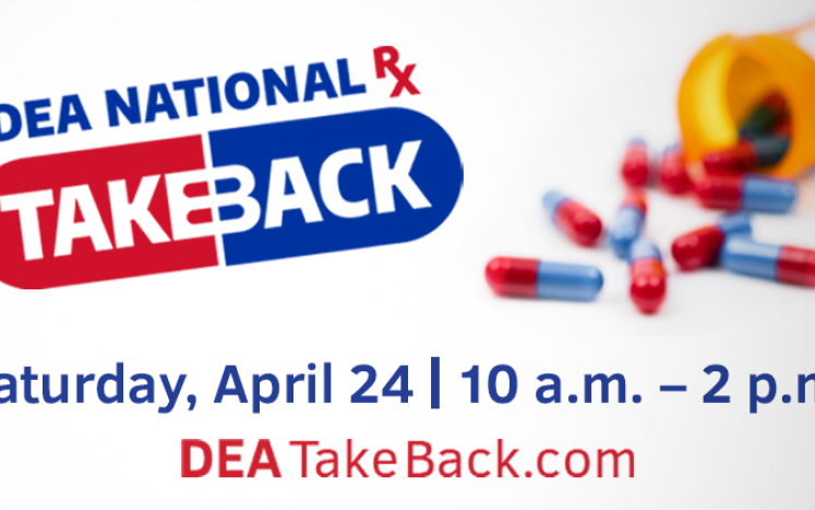 Drug Take Back Day Kittery