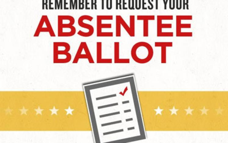 Absentee Ballots Available Kittery